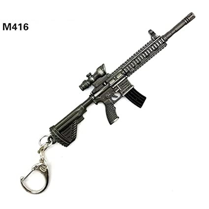 Focux   Inches Pubg Miniature Metal Playerunknowns Battlegrounds Keychain Accessories Key Chain Bag Pendant Charm Souvenir