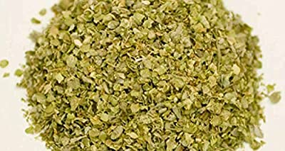 Marjoram, Whole Dried and Chopped , Herb, Organic , NON- GMO, 8 oz package .