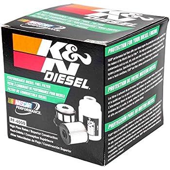 K&N PF-4000 Fuel Filter