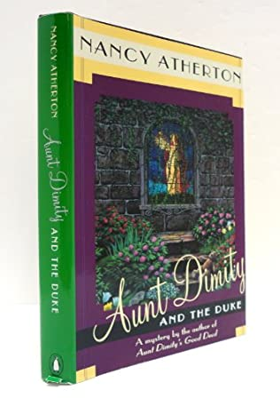 book cover of Aunt Dimity and the Duke