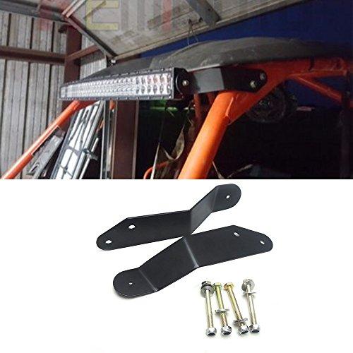 """42"""" Upper LED Light Bar Mount for UTV Can Am Maverick Commander 800 1000 by KEMIMOTO"""