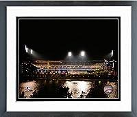 "PNC Park Pittsburgh Pirates MLB Stadium Photo (Size: 18"" x 22"") Framed"