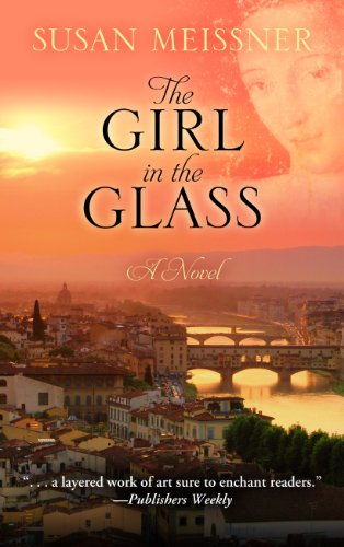 The Girl in the Glass (Thorndike Press Large Print Christian Fiction) (Susan Glass Print)