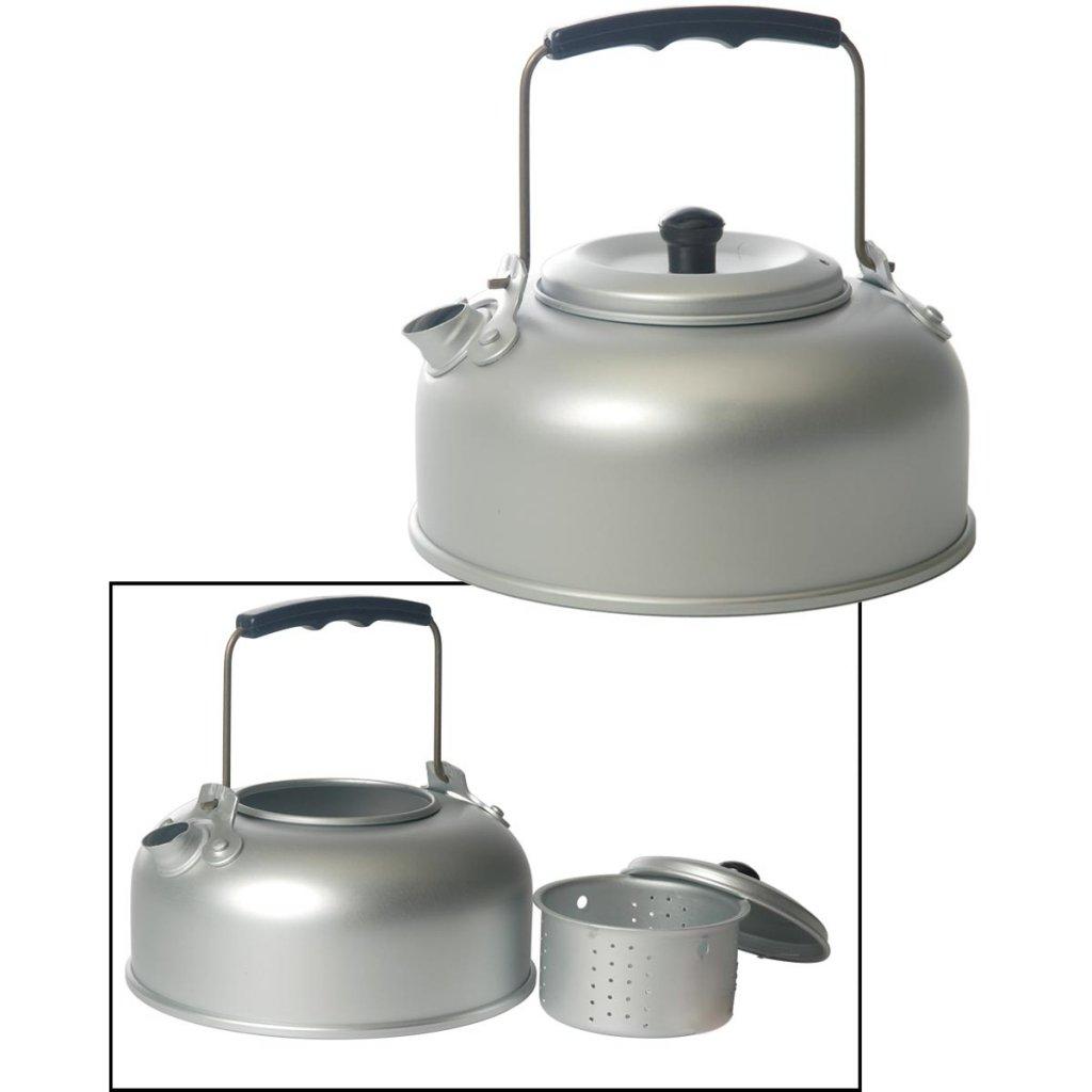 G8DS® Teekessel Alu Wasserkessel Outdoor Kessel