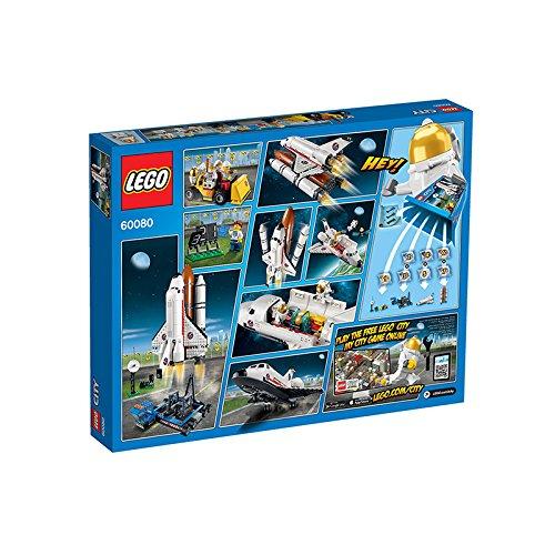 Spielzeug Lego City 60080 Raketenstation