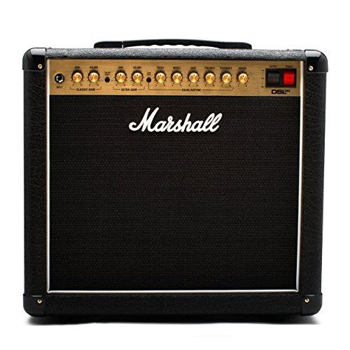 Marshall Tube - Marshall DSL20CR 20-Watt Tube Combo Guitar Amp with Celestion Seventy Eighty Speaker