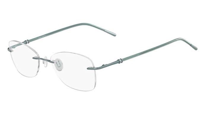 Eyeglasses MARCHON AIRLOCK AL DIVINE 300 SATIN MINT at Amazon Men\'s ...