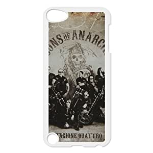 Ipod Touch 5 Sons of Anarchy pattern design Phone Case HSA1153748