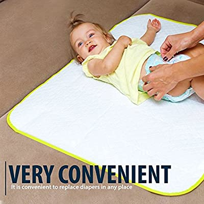 Portable Changing Pad Large Size Baby Changing Mat