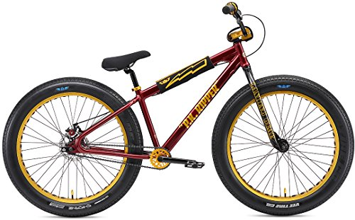Find Bargain SE Fat Ripper 26 BMX Bike Mens Sz 26in