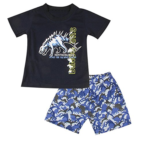 Shorts T-shirt Outfit - 7
