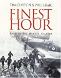 img - for Finest Hour book / textbook / text book