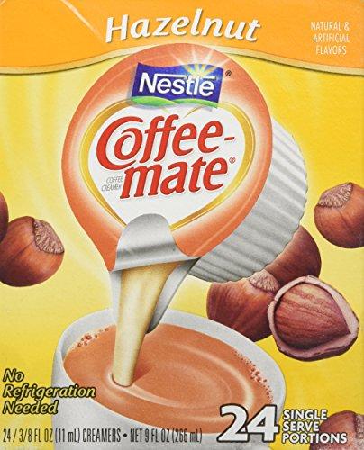 Nestle Coffee Mate Hazelnut Coffee Creamers