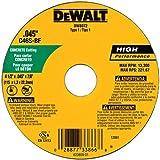 DEWALT DW8072 Concrete/Masonry Wheel, 4-1/2-Inch X .045-Inch X 7/8-Inch