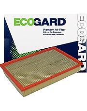 ECOGARD XA3462 Premium Engine Air Filter Fits Dodge Ram 1500 5.7L 2003-2010, Ram 1500 4.7L 2002-2010, Ram 2500 5.7L 2003-2010