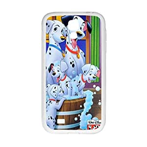 Happy 101 Dalmatians Case Cover For samsung galaxy S4 Case