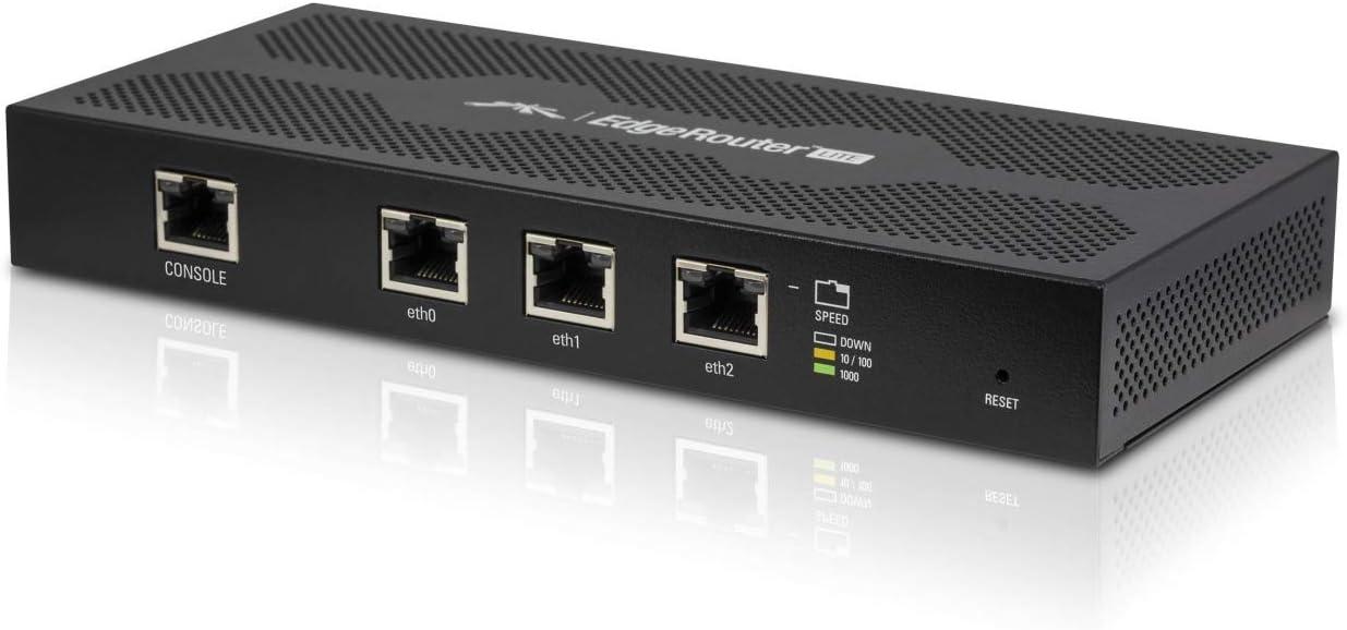 UBIQUITI Networks EdgeRouter Lite - Router
