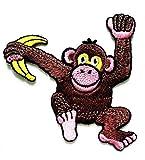 Nipitshop Patches Naughty Monkey Patch Monkey Holds