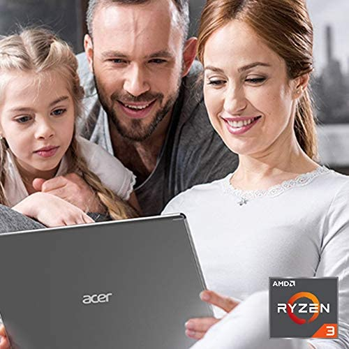 Acer Aspire 5 Slim Laptop, 15.6 inches Full HD IPS Display, AMD Ryzen 3 3200U, Vega 3 Graphics, 4GB DDR4, 128GB SSD, Backlit Keyboard, Windows 10 in S Mode, A515-43-R19L, Silver WeeklyReviewer