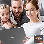 "Acer Aspire 5, 15.6"" Full HD IPS Display, AMD Ryzen 3 3200U, Vega 3 Graphics, 4GB DDR4, 128GB SSD, Backlit Keyboard, Windows 10 in S Mode, A515-43-R19L 5"