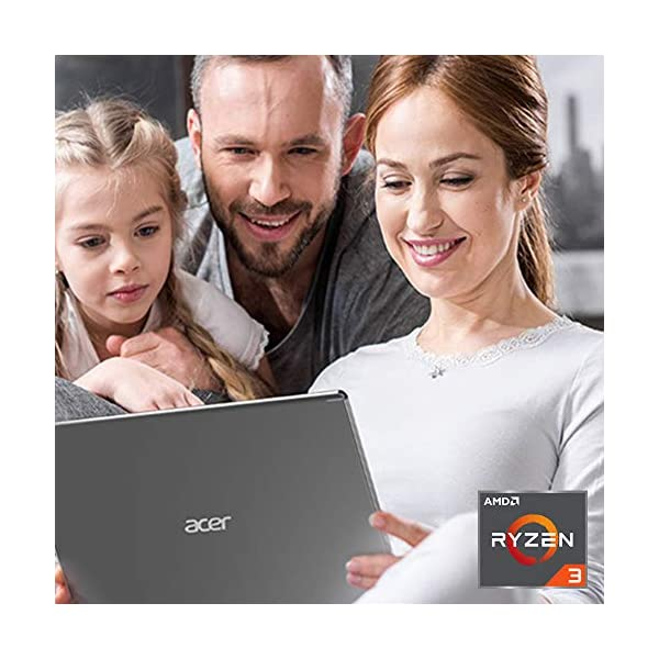 Acer Aspire 5 Slim Laptop, 15.6%22 Full HD IPS Display, AMD Ryzen 3 3200U, Vega 3 Graphics, 4GB, 128GB SSD, Backlit… 2