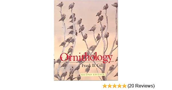 Ornithology book by frank b gill | 2 available editions | alibris.