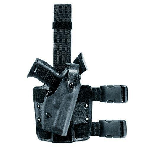 Safariland 6004 Sls Tactical Holster - Safariland 6004 SLS Tactical Holster - Tactical Black, Right Hand