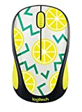 Logitech Wireless Mouse M317 - Lemon