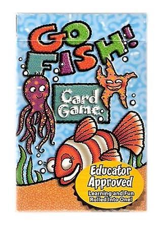 Go Fish (El juego de las familias): Amazon.es: Juguetes y juegos