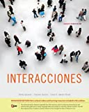 Interacciones, Enhanced (World Languages)
