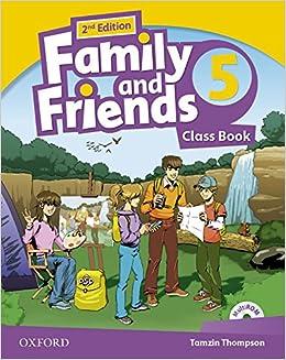 Family & Friends 5: Class Book Pack 2ª Edición Family