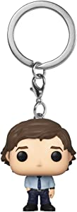 Funko Pop! Keychain: The Office - Jim Halpert,Multicolor