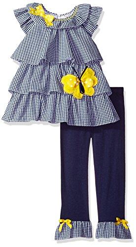 rare-editions-little-girls-toddler-butterfly-applique-seersucker-top-to-legging-set-navy-white-yello
