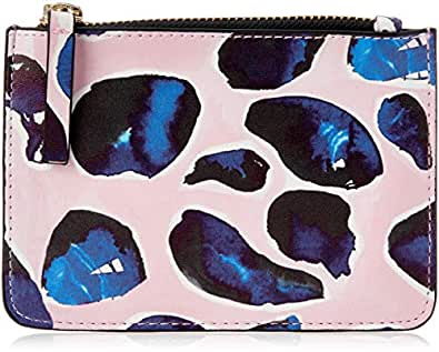 DAY FIVE STUDIOS Women's COIN CLUTCH MUSSEL, Pink, One Size