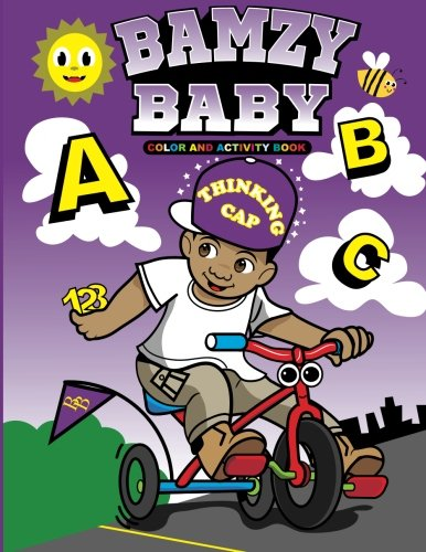 Read Online Bamzy Baby Color and Activity Book PDF