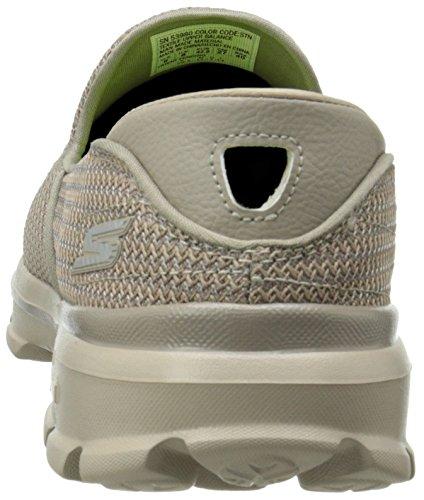 3 Walk Sportive Go Uomo Stone Scarpe Skechers qABE5w5