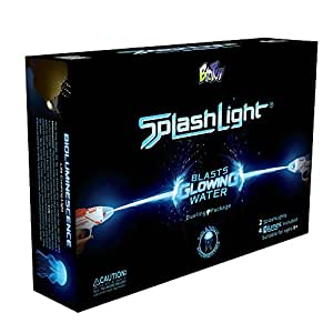 SplashLight Bioluminescent Water Blaster - 2 pack