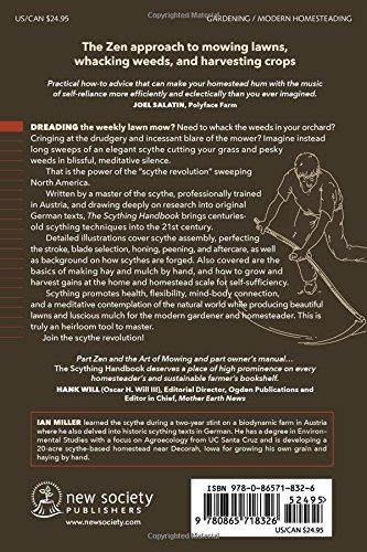 The Scything Handbook: Learn How to Cut Grass, Mow Meadows and Harvest Grain with a Scythe
