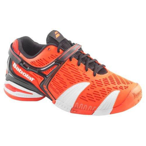 BABOLAT Propulse 4 Men's Tennis Shoes, Orange, UK6