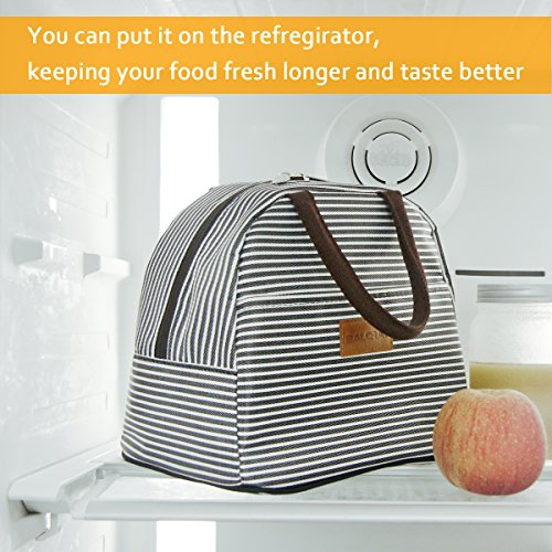 d14d014d8442 BALORAY Lunch Bag Tote Bag Lunch Organizer Lunch Holder Lunch ...