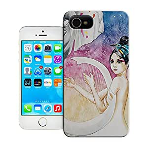 SIYJHO Aquarius Symphony Pressure-Proof Defender Series Case For Iphone4