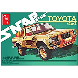 AMT 1/25 1980 Toyota Hilux Sr5 Pickup 2t Snap by AMT
