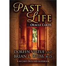 Past Life Oracle Cards: A 44-Card Deck and Guidebook