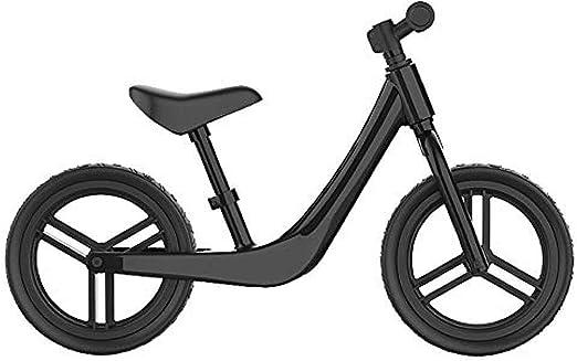 Bicicleta para niños,Bicicleta de entrenamiento sin pedal Balance ...