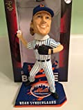 MLB New York Mets Noah Syndergaard Unisex Syndergaard N. #34 Nation Bobble, One Size