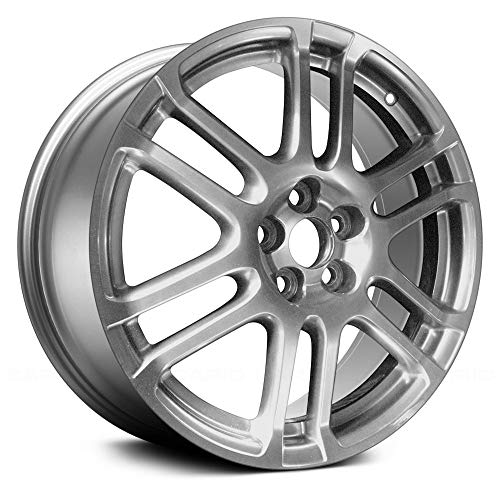 Replacement 6 Double Spokes Medium Hyper Silver