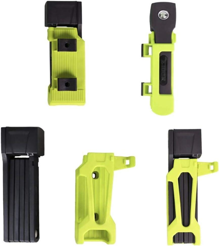 E Scooter Lock Foldable. ETOOK ET-480 E Bike Lock 750mm Bicycle Folding Lock
