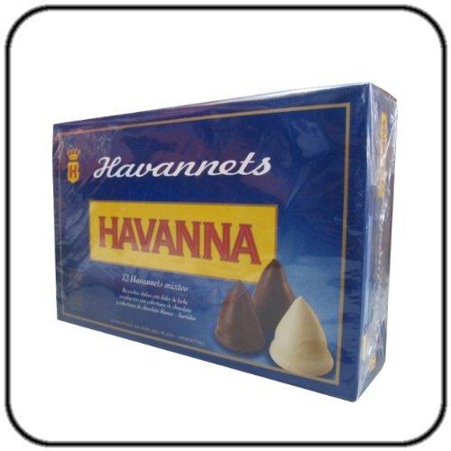 Havannets by Havanna Luxury Dulce de Leche Filled Chocolate Cones x 12 Mixed by Havanna