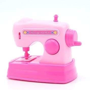 OrientalKids - Cocina jugar a pretender, máquina de coser Mini ...