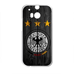 HRMB Die Deutsche Fu?ballnationalmannschaft Design Hard Case Cover Protector For HTC M8